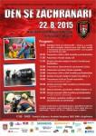 Den se záchranáři ve Frenštátě pod Radhoštěm nabídne bohatý program