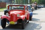 Rallye historických tatrovek zamíří do svého rodiště