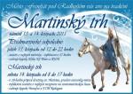Město Frenštát p. R. vás zve na tradiční Martinský trh