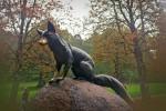 Liška Bystrouška se vrátí do obory možná už letos, kybersochař finišuje