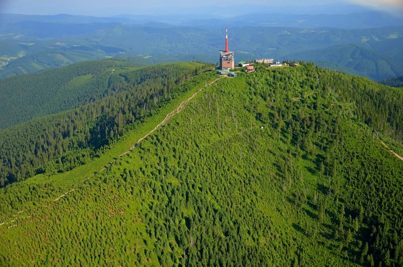 Lysá hora - královna Moravskoslezských Beskyd