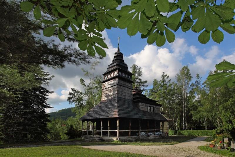 Kirche des Hl. Prokop und der Hl. Barbara