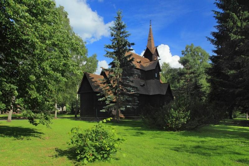Kostel svatého Bedřicha