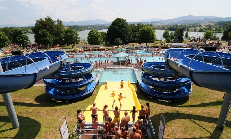 Aquapark Olešná Frýdek-Místek