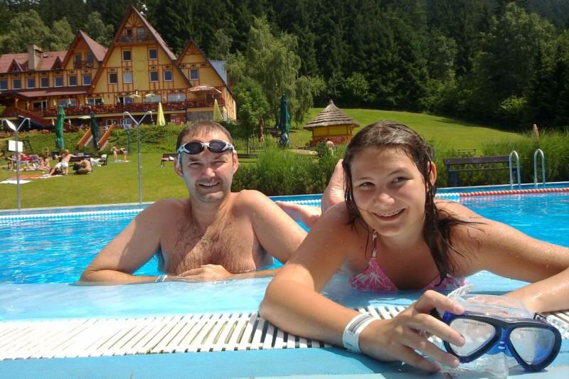 Koupaliště Sluníčko | Resort Sepetná