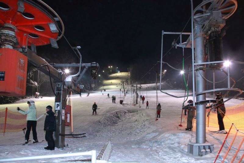 Ski area - Palkovice