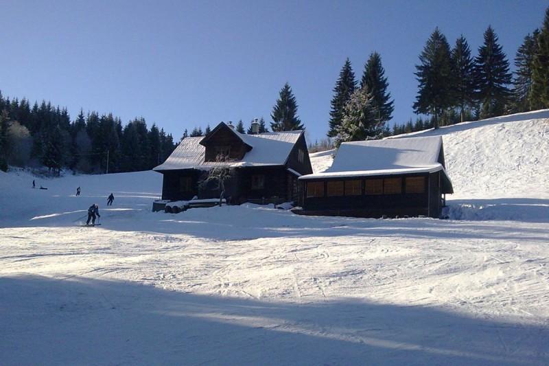 Visalaje - Staré Město ski resort