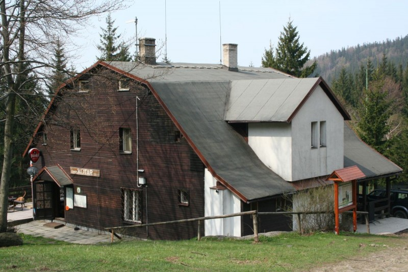 Schronisko Kotař (795 m n.p.m.)