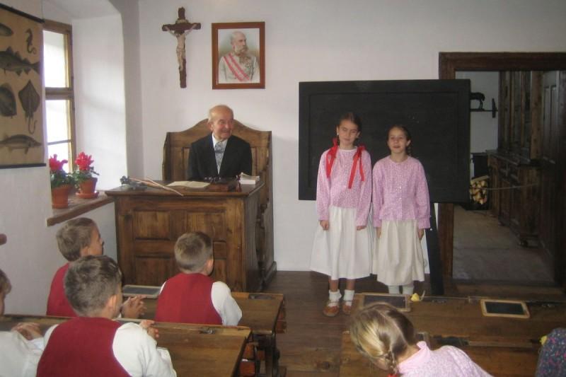 Obecná škola v Kozlovicích