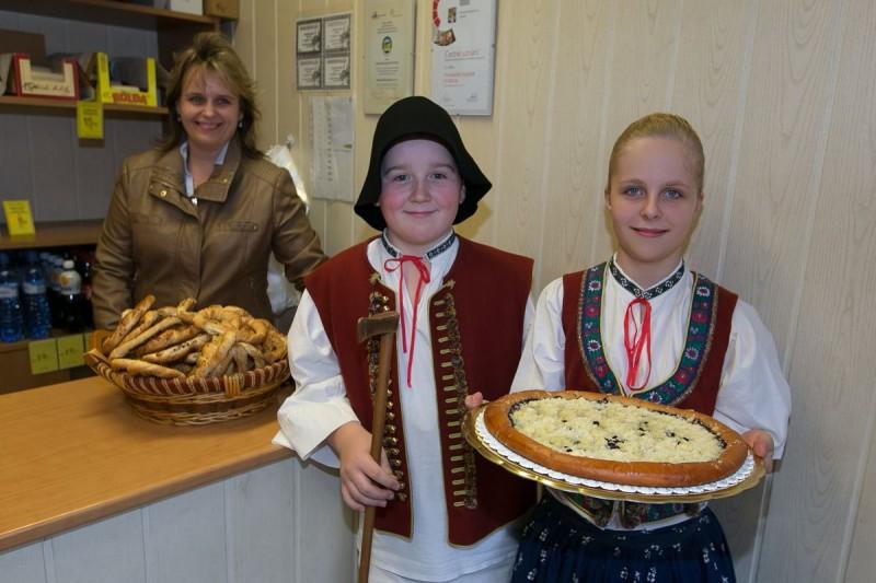 Hukvaldské koláčky a Sklenovské preclíky