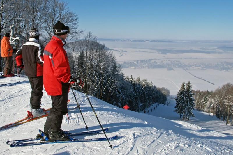 Svinec ski area