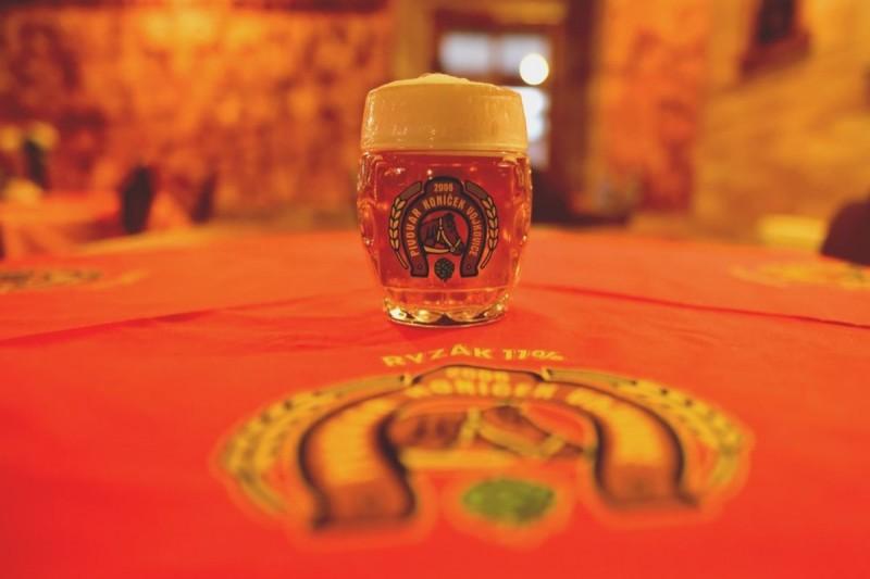 Pivovar U Koníčka - nejlahodnější pivo roku 2015