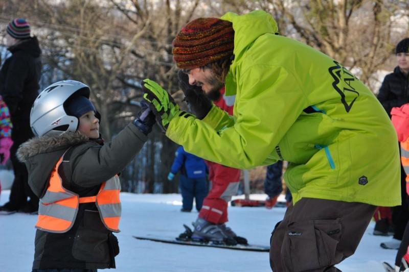Lyžařská a snowboardová škola Japa v Malenovicích