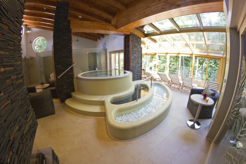Lesní lázně v hotelu Čeladenka