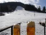 Ski area - Na Čele Ostravice
