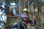 Opičárna - lanový park