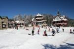Lyžařská škola Ski centrum Odry na Pustevnách