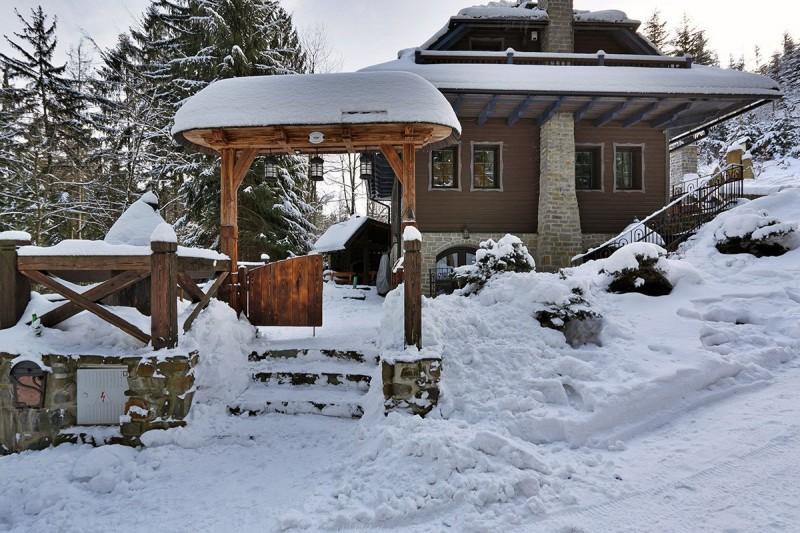Niedźwiedź Rock Cottage