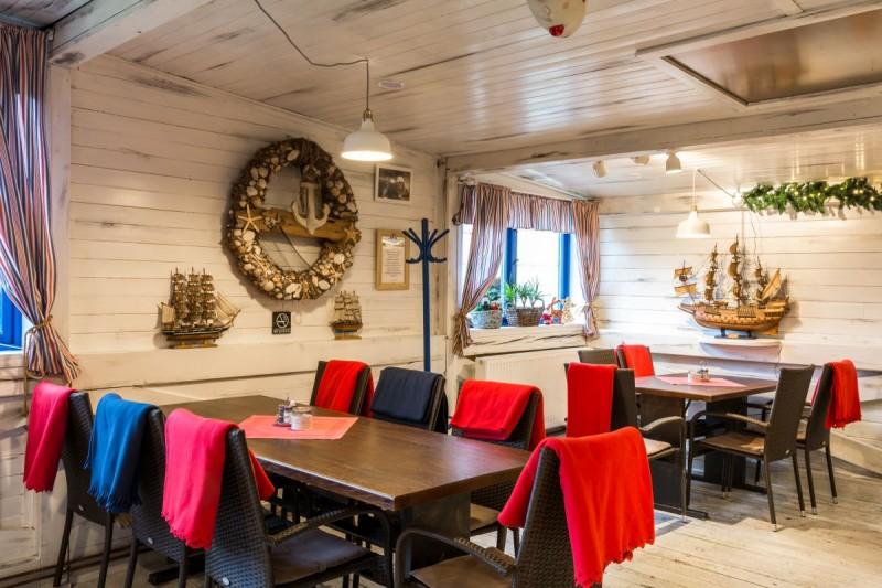 Penzion a restaurant U námořníka