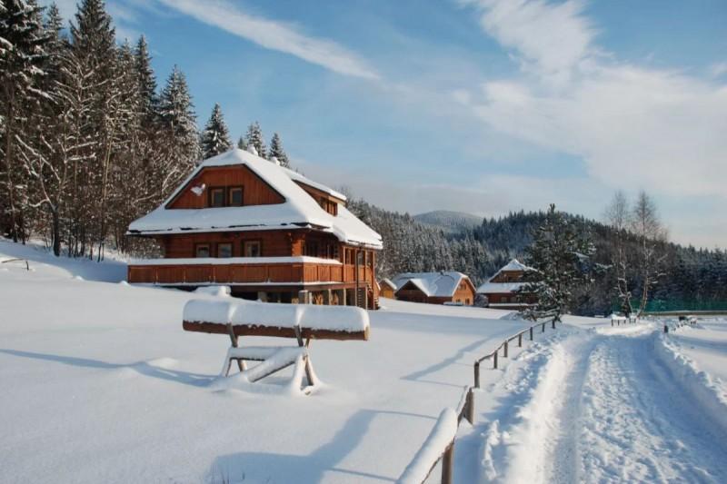 Dřevěná dědina Sudopark